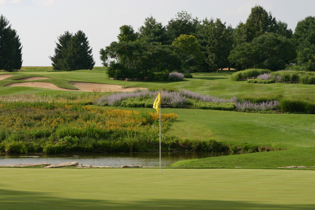 7th Hole Silver at Rich Harvest Farms