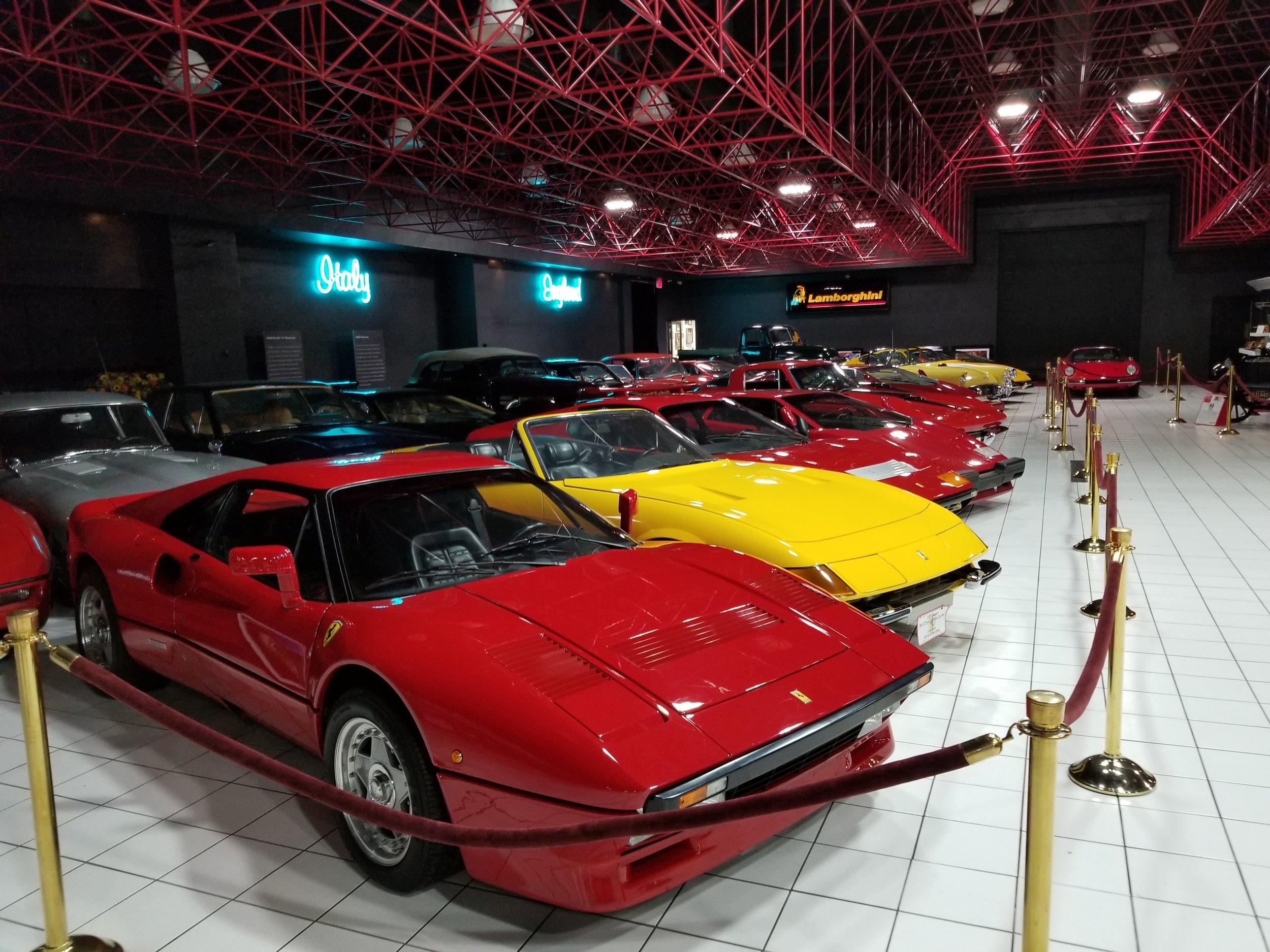 Car Museum at Rich Harvest Farms
