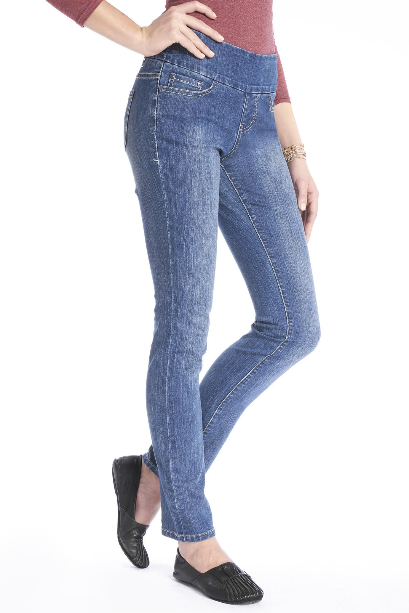 Jag pull-on, tummy tuck jeans