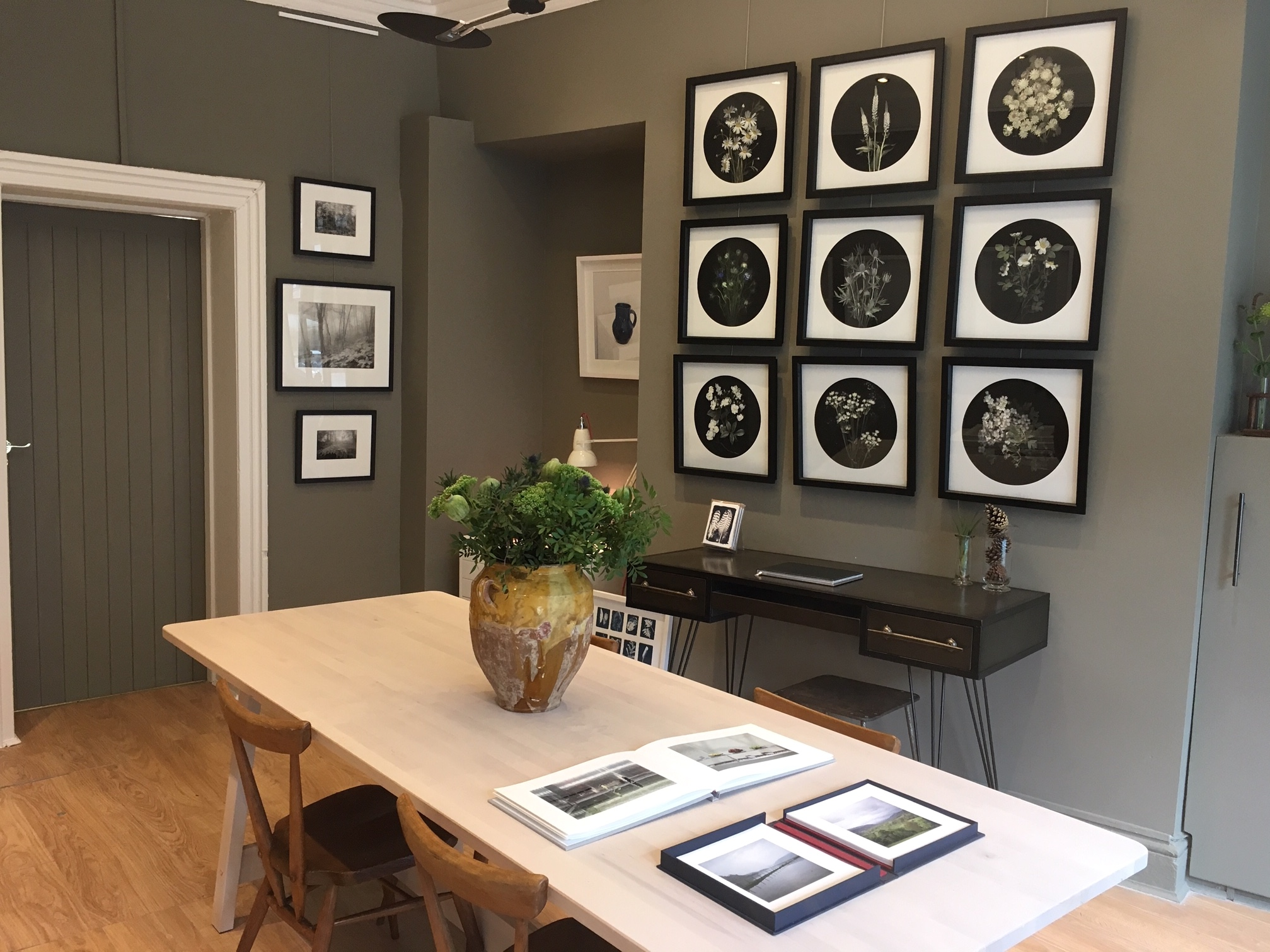 The Gallery and Studio at Tilt & Shift Llanrwst .