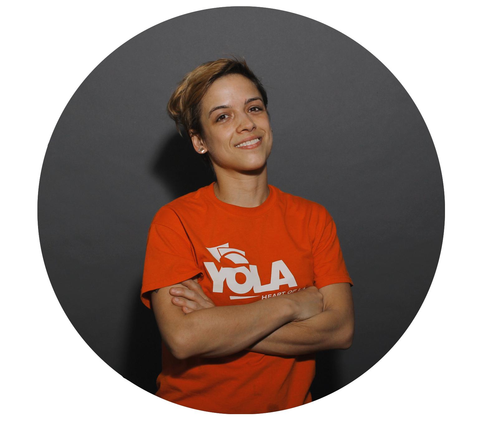 DOROTHY VALENCIA - YOLA at HOLA Music Instructor