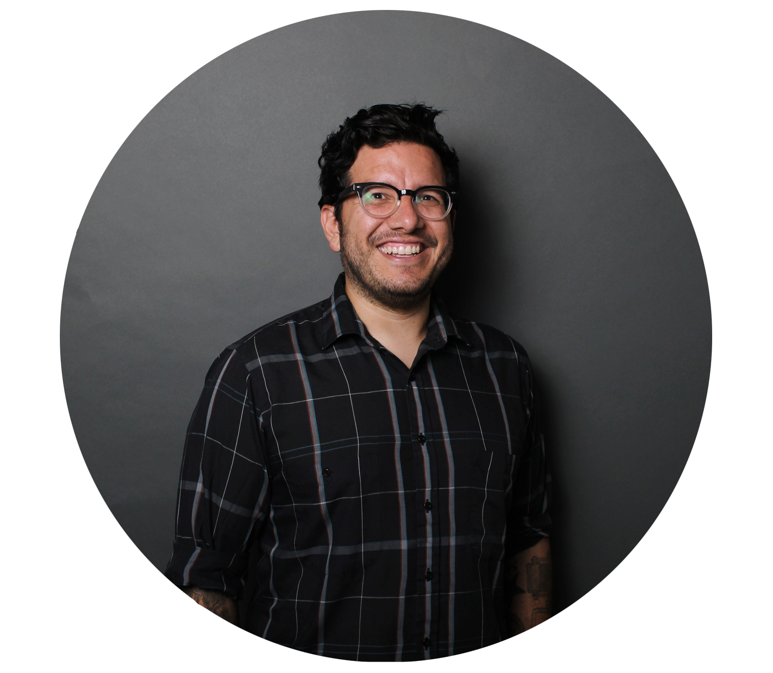 ABRAHAM OROZCO - Scientific Arts Program Director