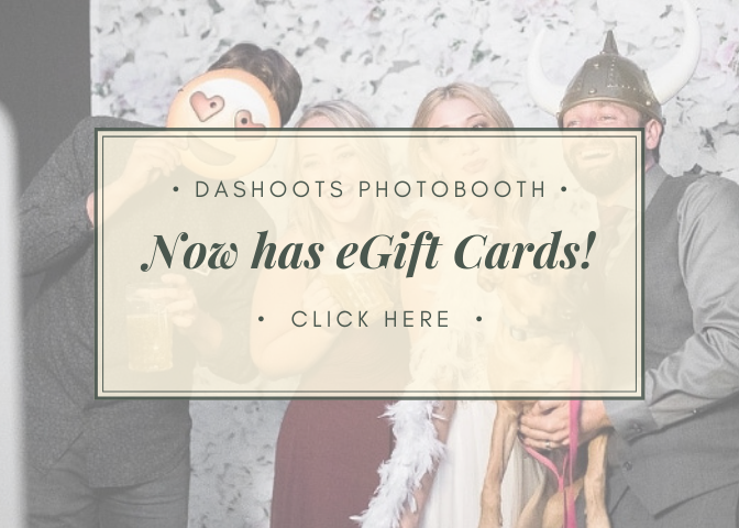 Want to give the gift that keeps on laughing?! Give an eGift Card to create fun & hilarious moments for years to come!  It's easy- just click on the eGift Card, and you can pick out a tailored card, personalize it, put an amount towards a photo booth for their wedding, birthday, anniversary, retirement party, graduation, or whatever occasion, we are up to celebrate life in any possible way! Then give the recipient's email and you're done! When they choose a package they can enter the their eGift card right on their invoice! How awesome is that!  For more information you may always reach out to us through our contact page  here .