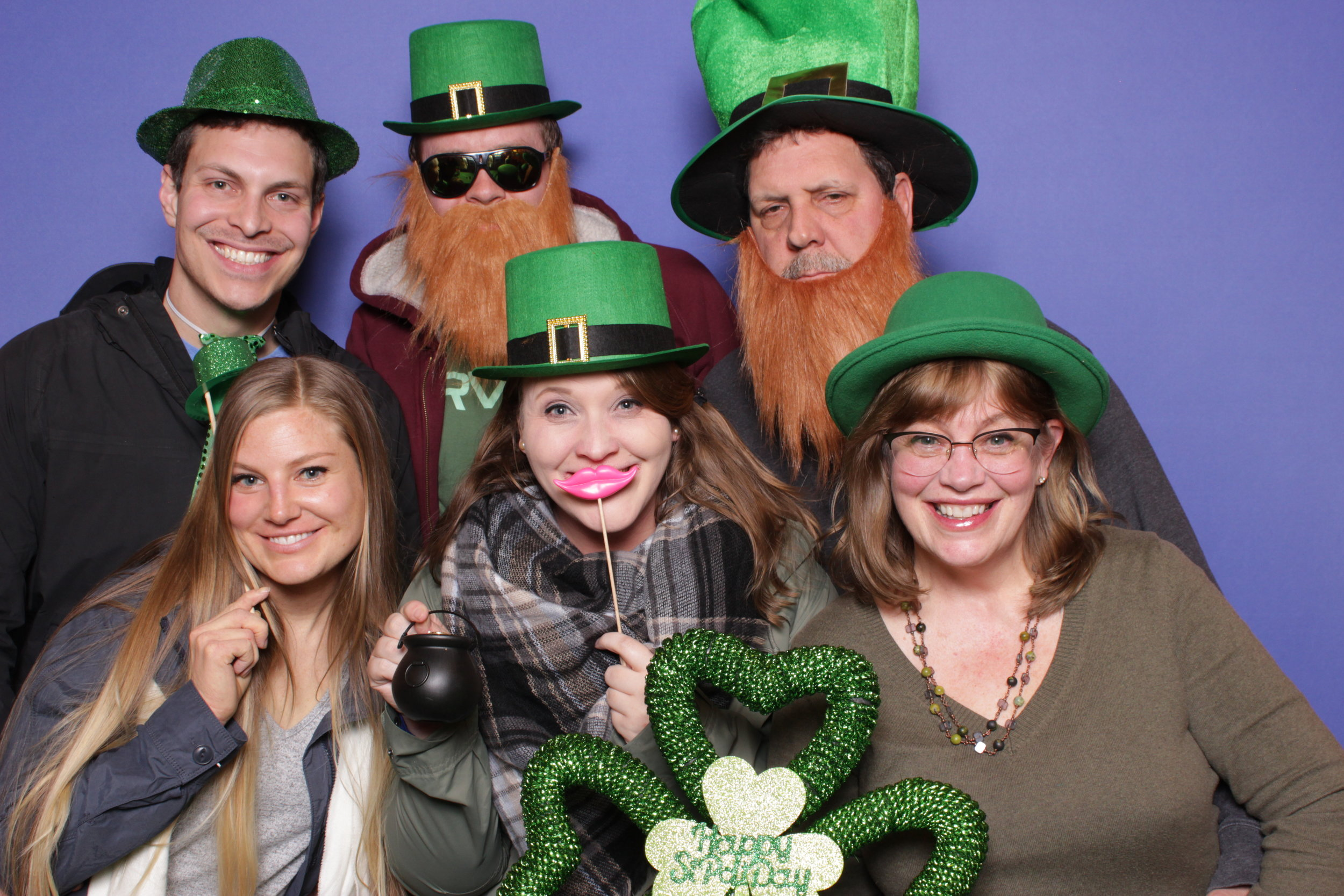 St. Patrick's Across the Land