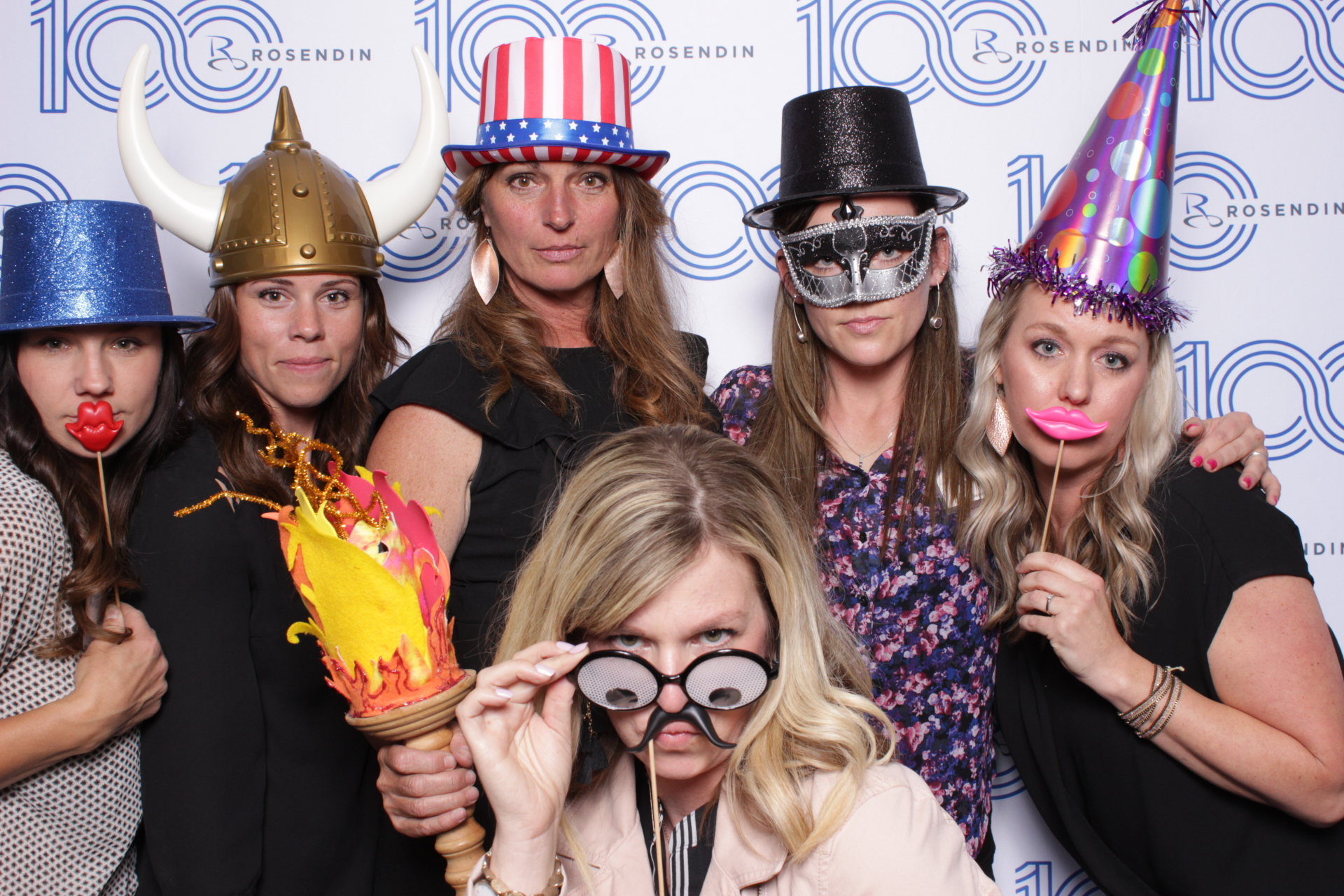 Rosendin Christmas Party 2020 Dashoots Photobooth — Gallery