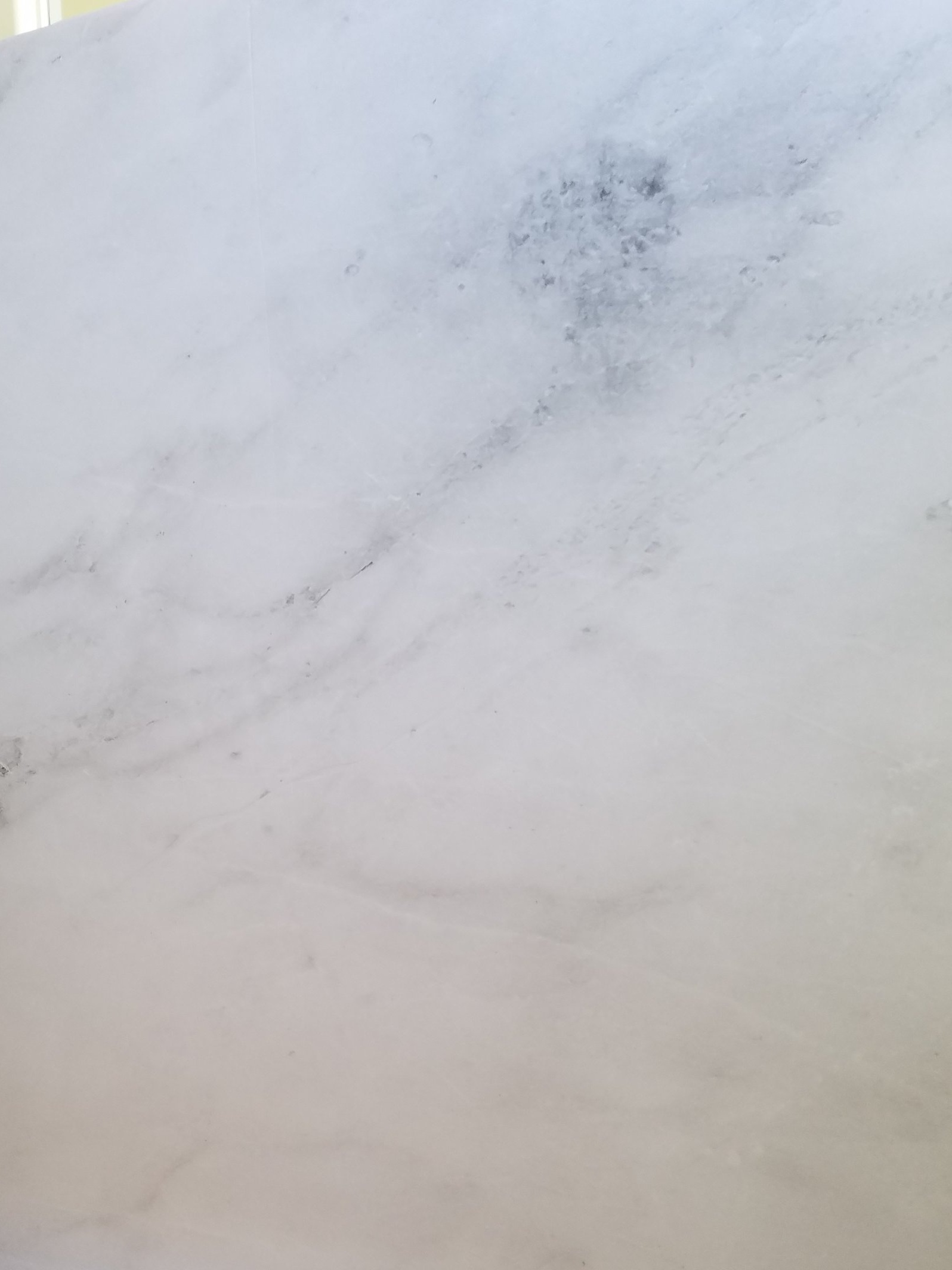White Marble $99 Stretch & Fit  9' W x 9' H