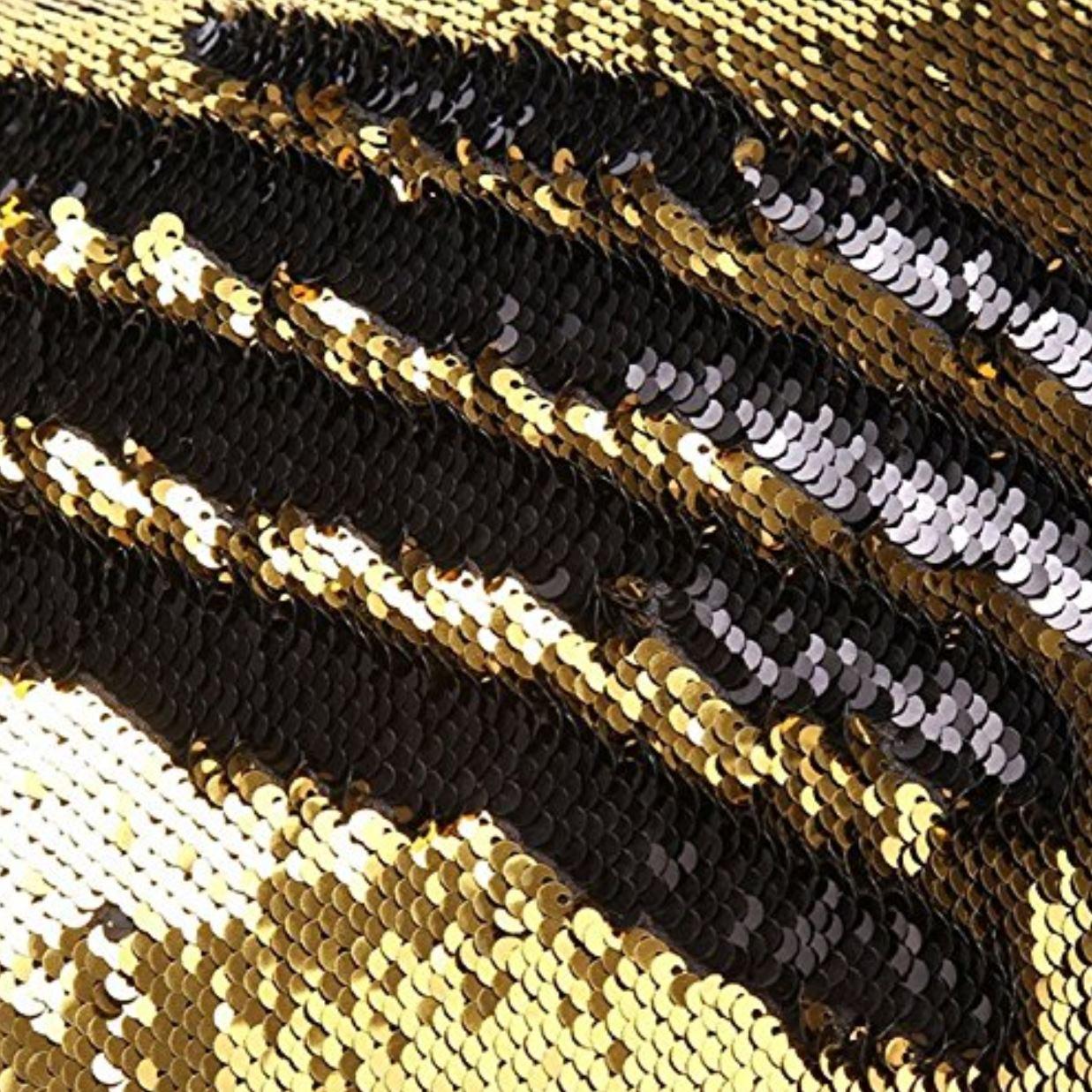 **Black Gold Multi-Sparkle   8' x 8'