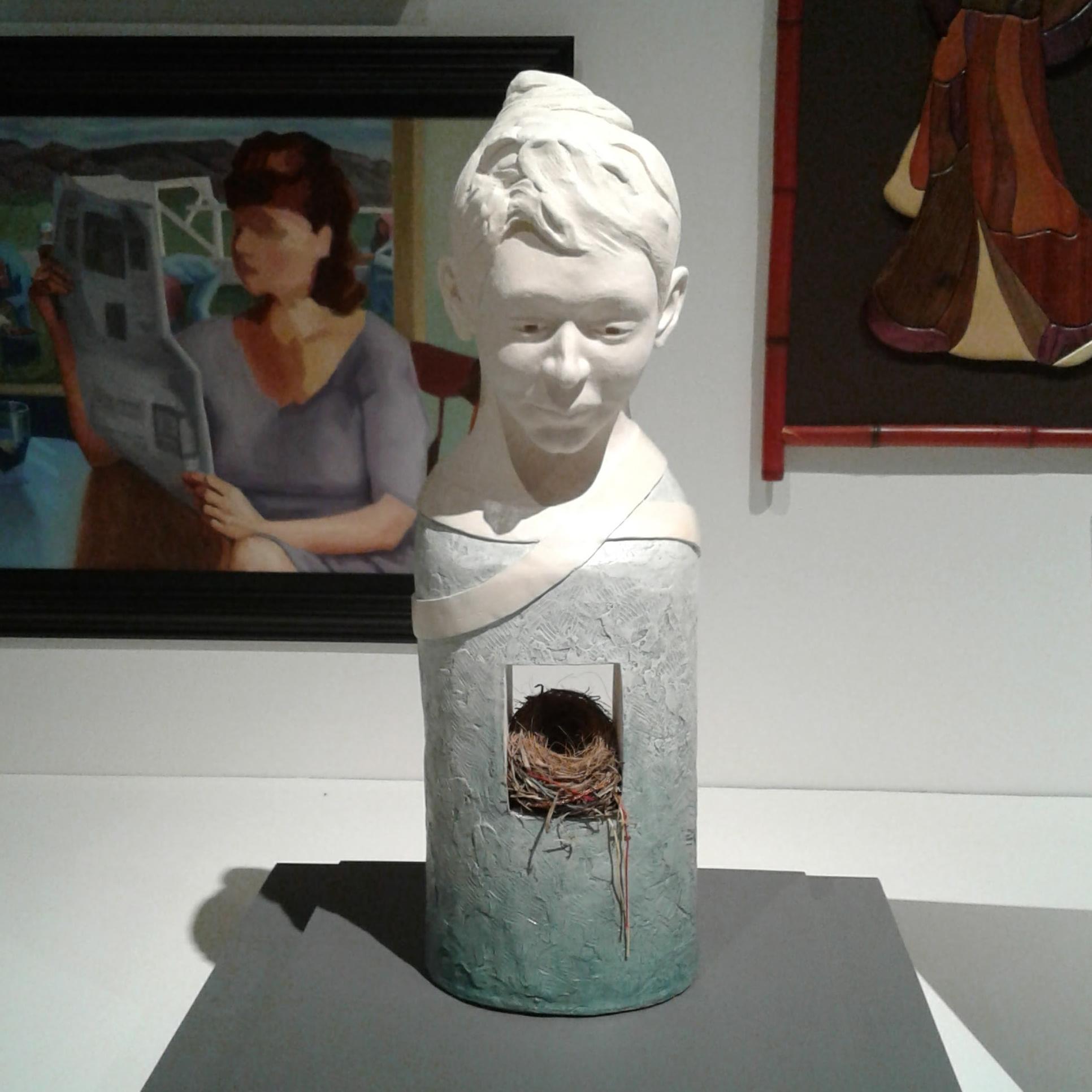 1st Place: Her Solitary Heart by Nikola Wojewoda-Patti
