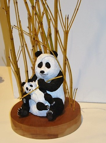 Pandas by Ken Maitland