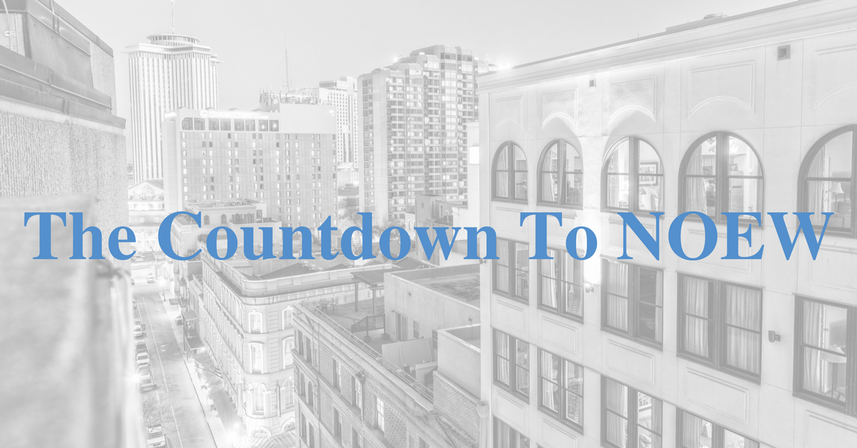 Countdown To NOEW