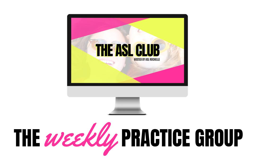 the asl club