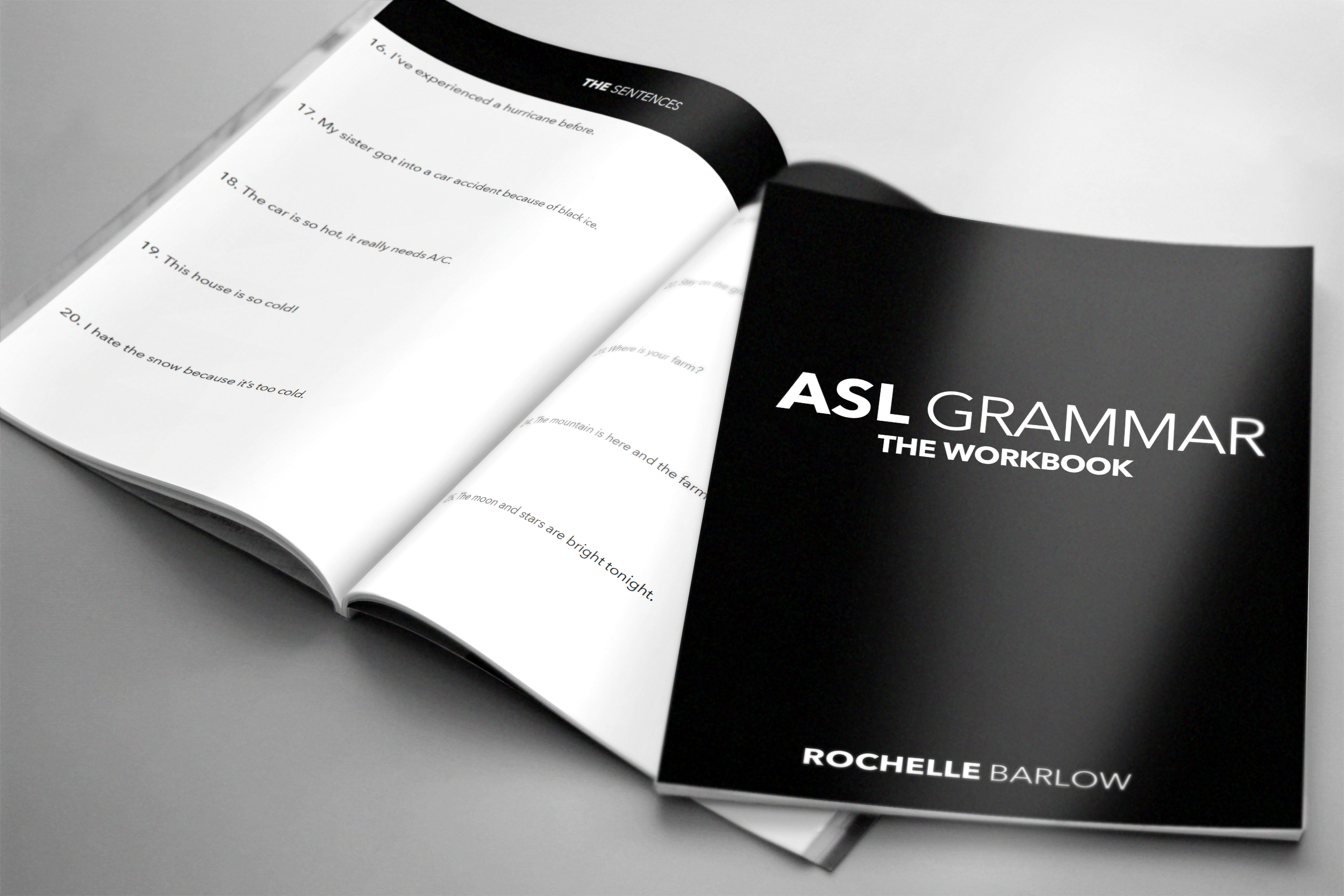 ASL Grammar The Workbook