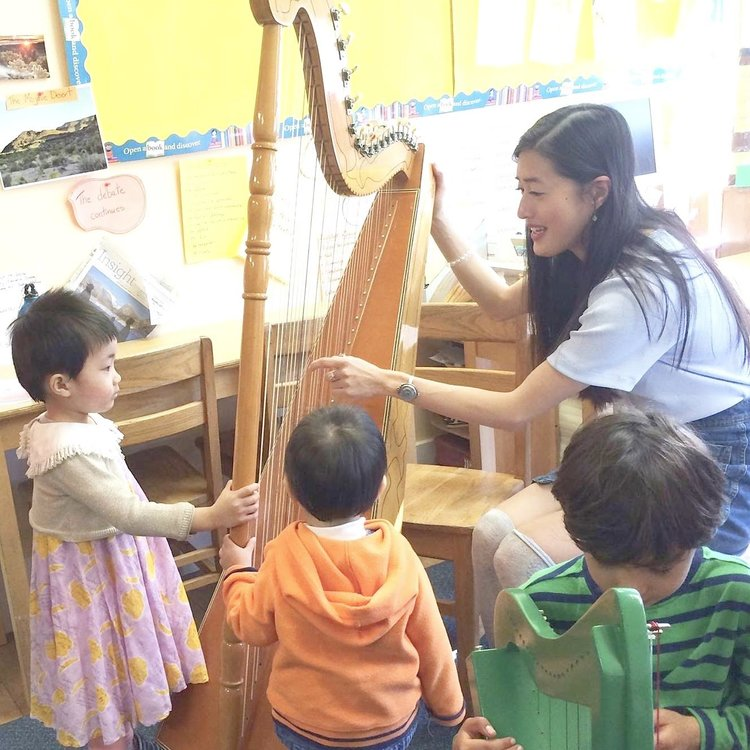 Teaching at The Crowden School in Berkeley, a coeducational day school with music at its core.