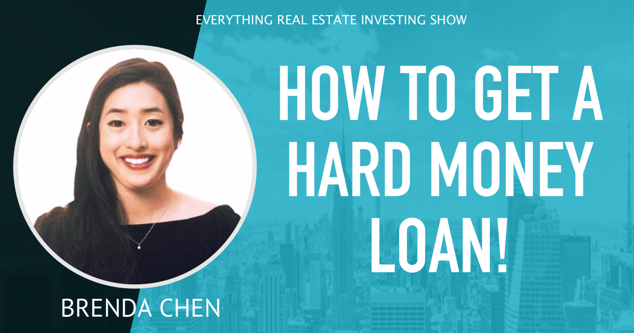 Click above to listen to my interview on the everything real estate investing show!!