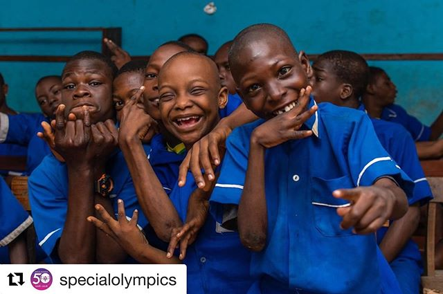#ChooseToInclude ・・・ #Repost @specialolympics  S Q U A D /skwäd/ noun: a small group of people having a particular task or a group of sports players or competitors from which a team is chosen.  Find your #squad & #ChooseToInlcude!