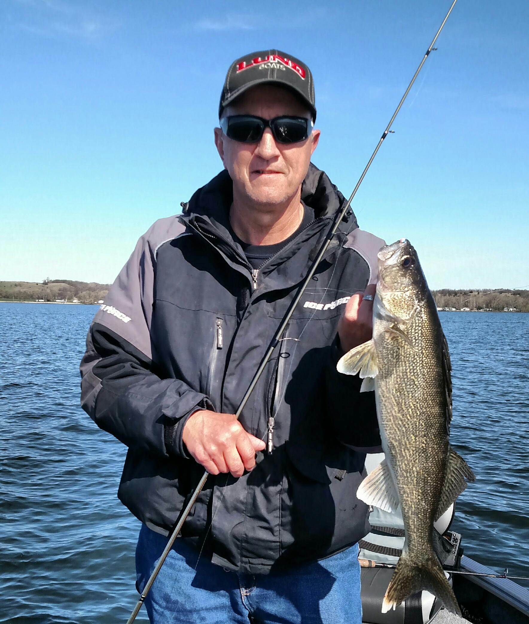 2017 Lake Traverse Walleye