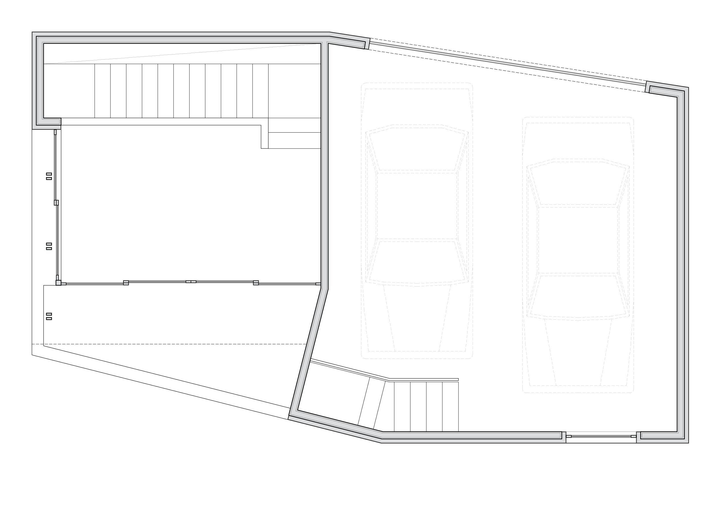 Second-floor plan.