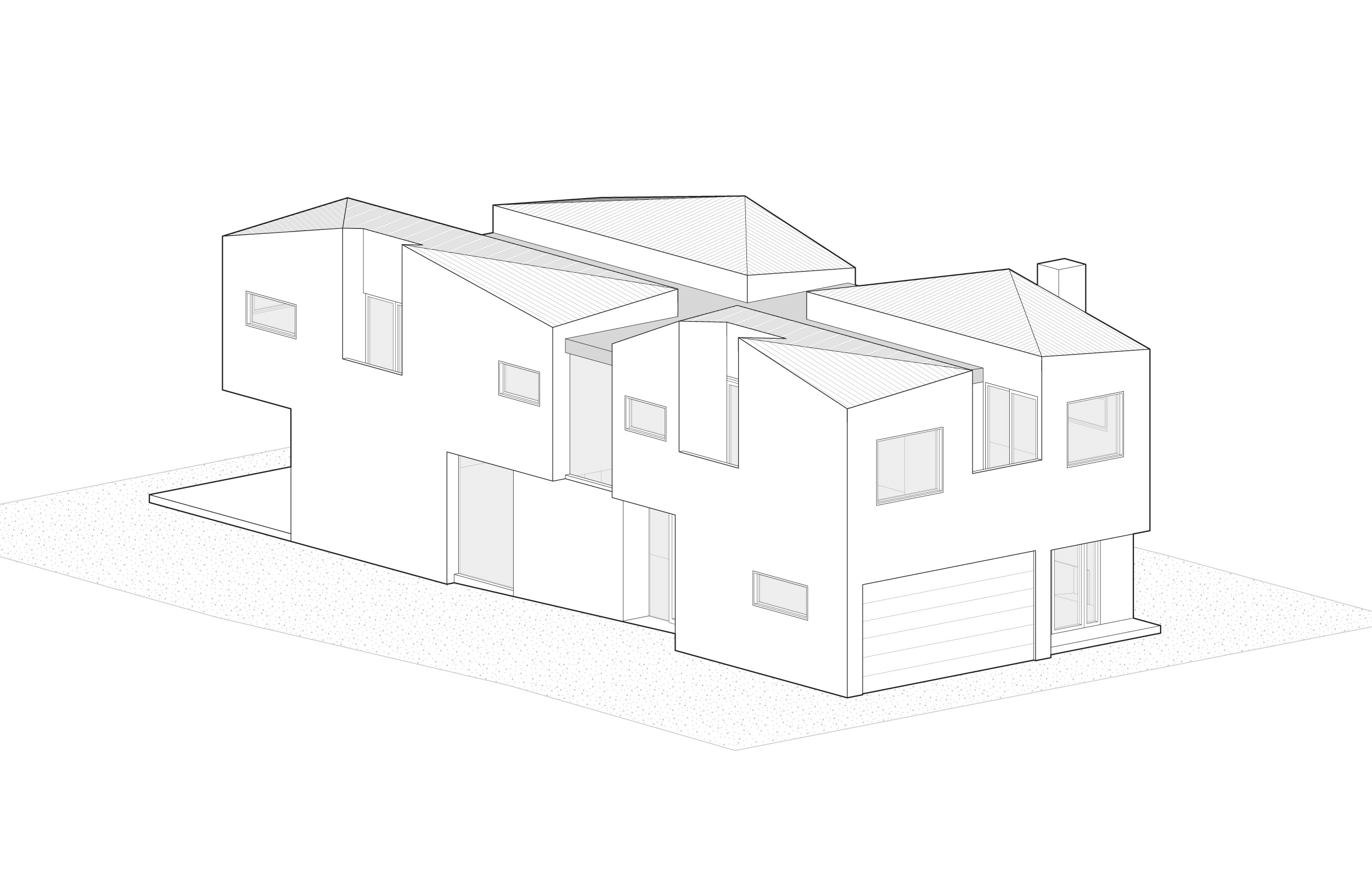 Resulting house.