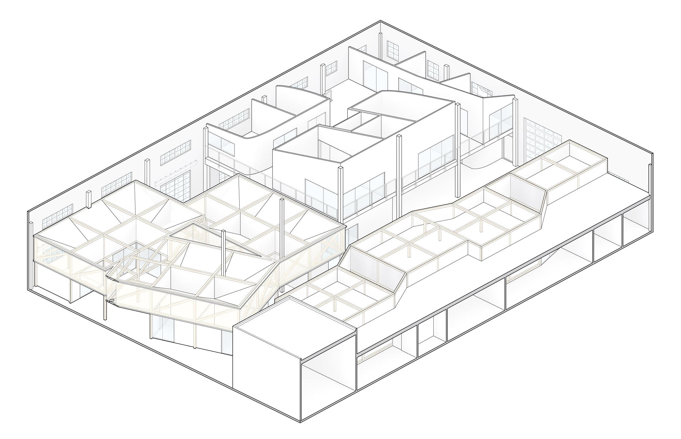 Isometric view.