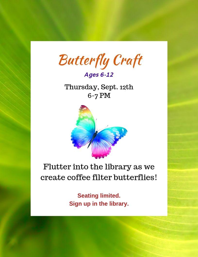 Butterfly Craft Holt Sept.jpg