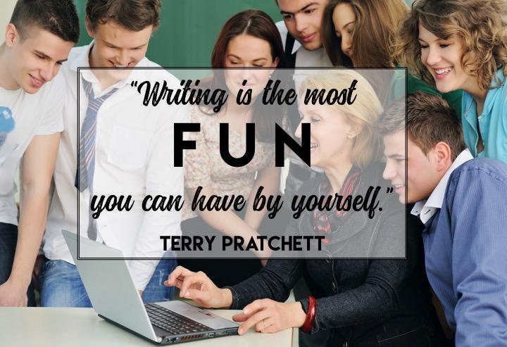 Cornerstone 1: Make Writing Enjoyable