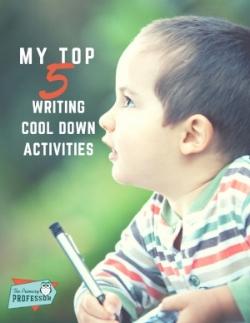 My Top 5 Writing Cool Downs.jpg