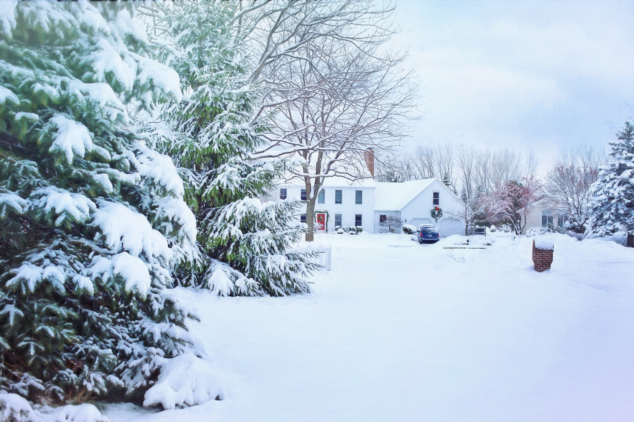Descriptive Writing Lesson - A Winter Setting — TeachWriting org