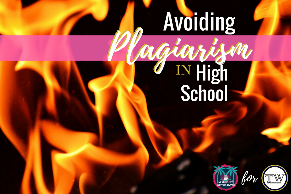 Avoiding Plagiarism in High School 6 Steps Feature.png