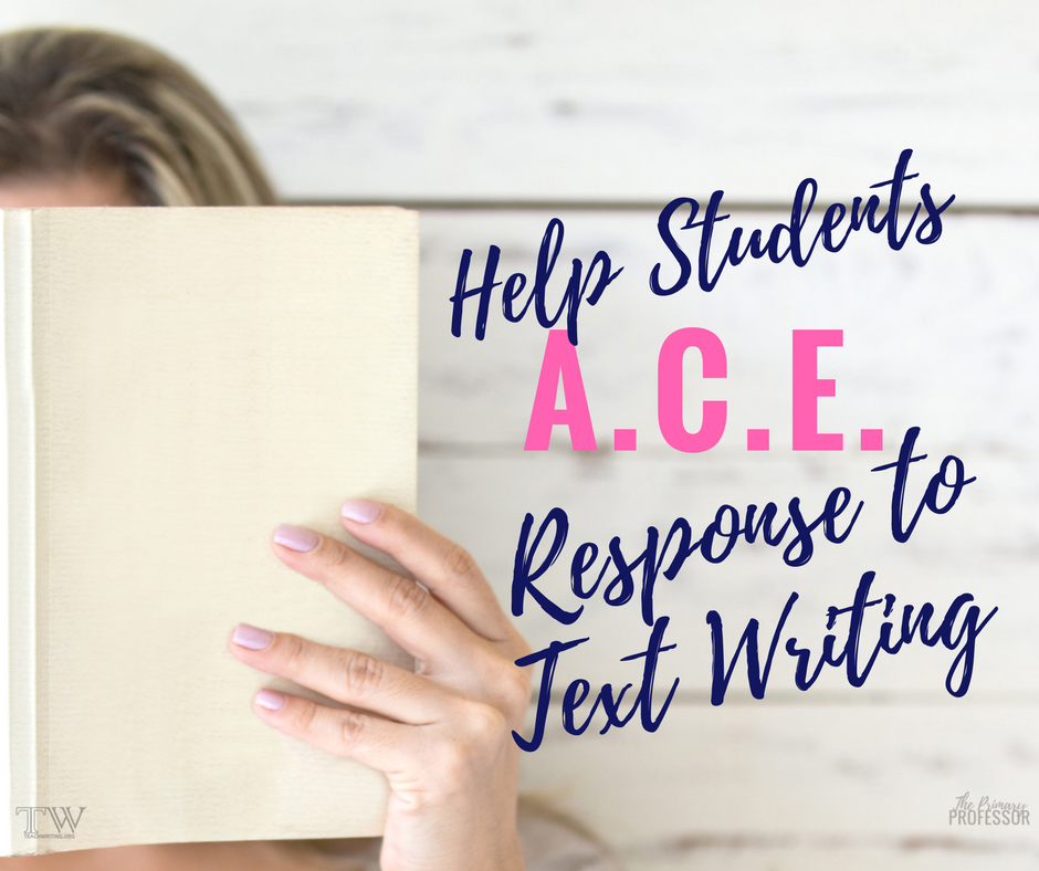 ACE writing