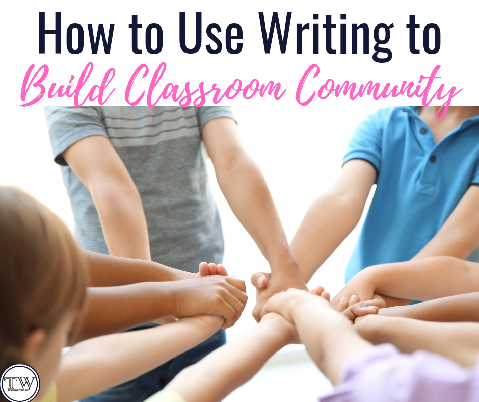 building classroom community through writing.png