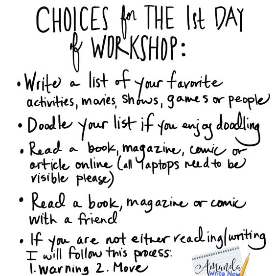 choices for the first day of workshop.jpg