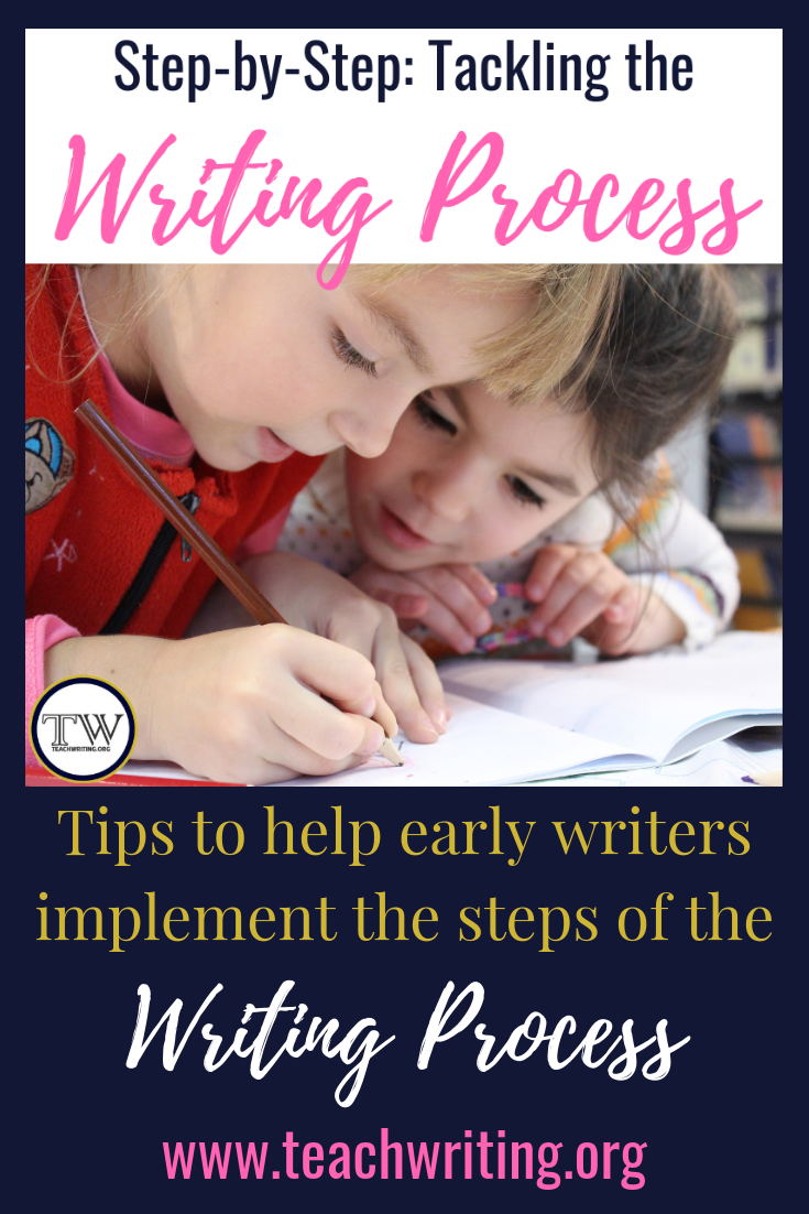 Tips on helping early writers with implementing the writing process.png