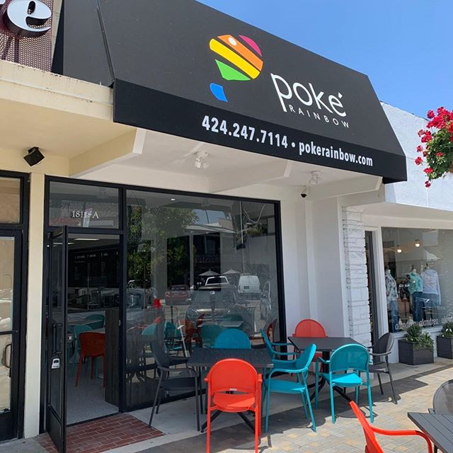 Poke Rainbow comes to Redondo Beach! Check us out! Grand opening promotion🎉🎉🍾️🏝🌈 It is a great opportunity to be your own boss, and plan your own time and enjoy your own life!  Contact us if you are interested in franchising with us!  #beyourownboss #redondobeach #entrepreneur  #pokebowl #healthyfood #franchising