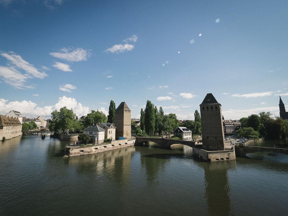 Barrage Vauban in Strassbourg