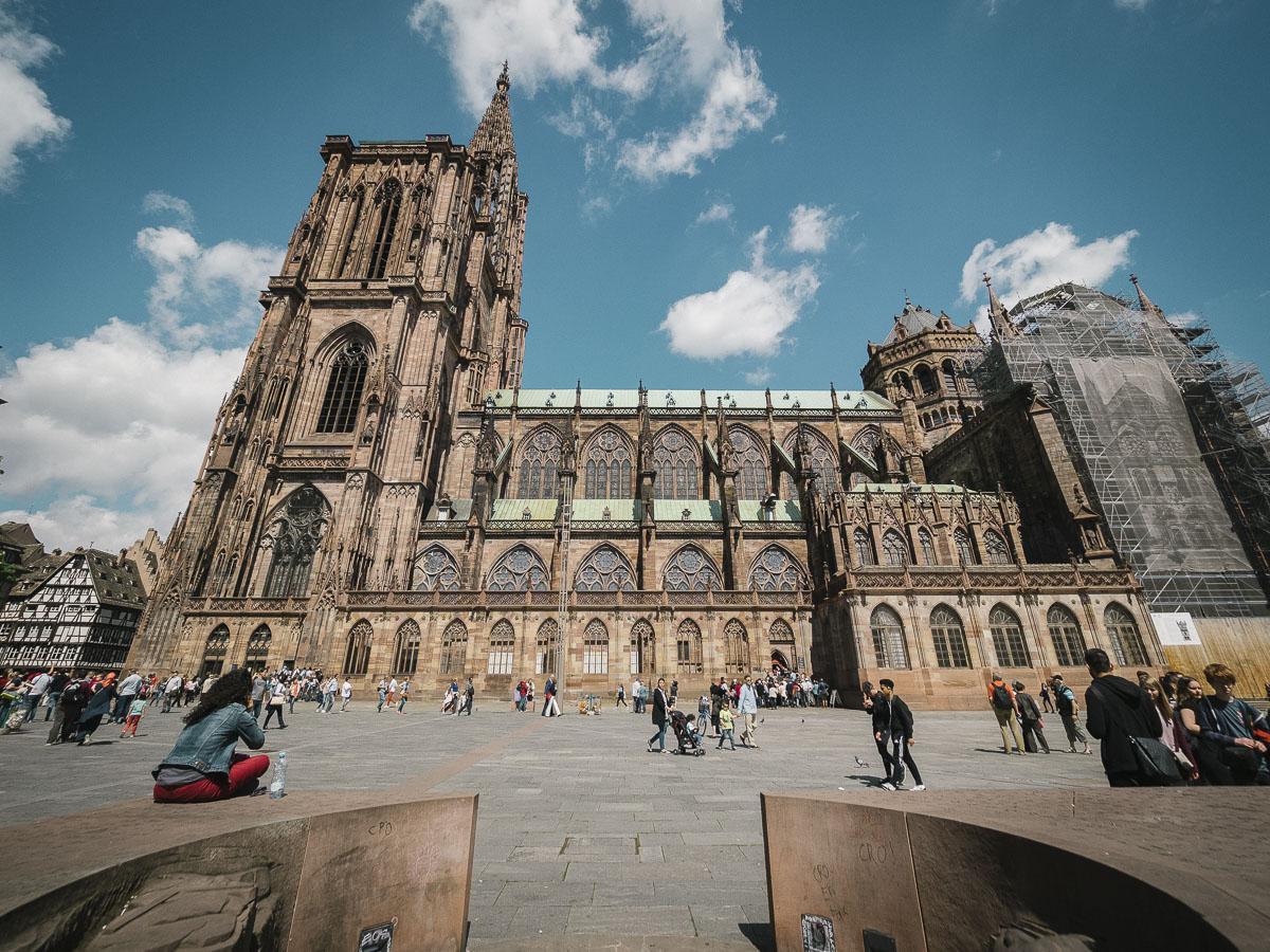 Das Strassburger Münster