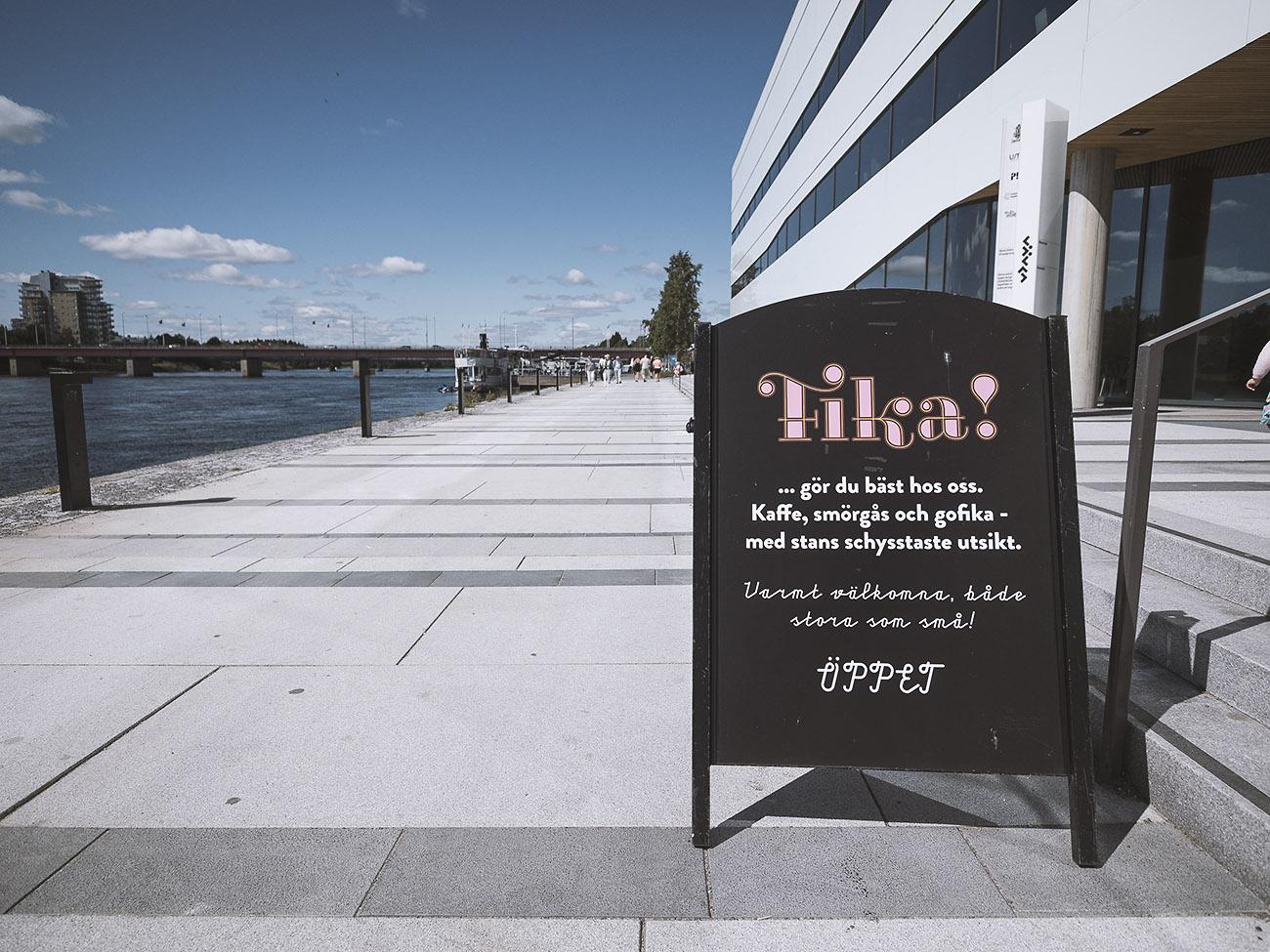 Kaffee & Kuchen (Fika) in Umeå