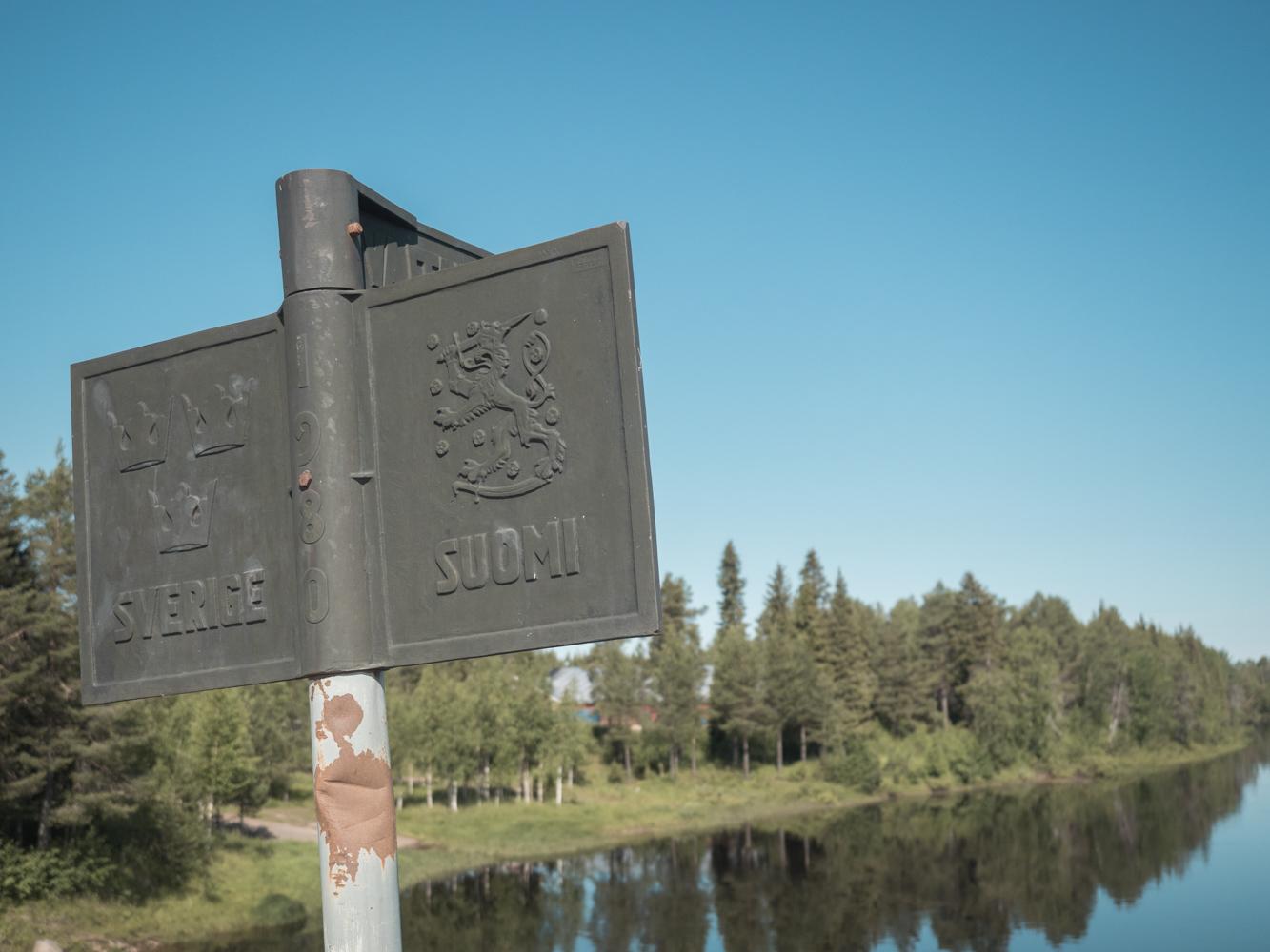 Suomi - wie die Finnen ihr Land nennen