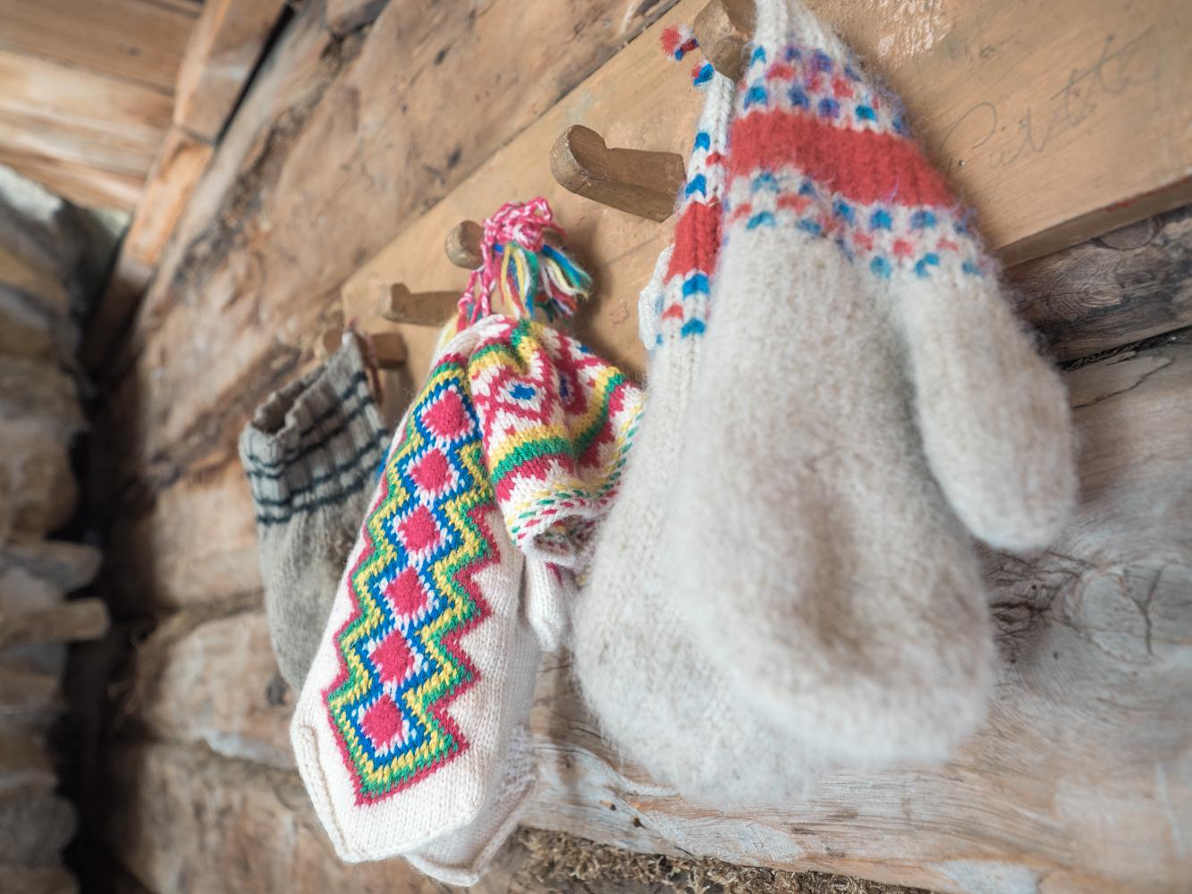 Handwerk der Sami