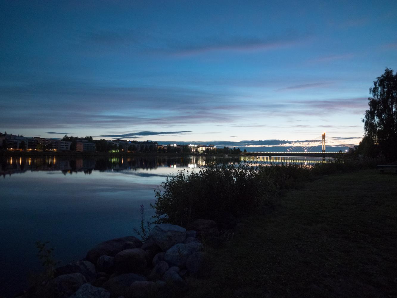 Rovaniemi, die Hauptstadt Lapplands