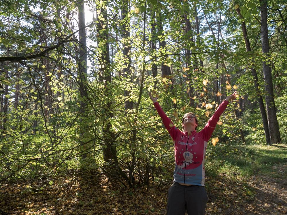 Hurra, der Herbst ist da