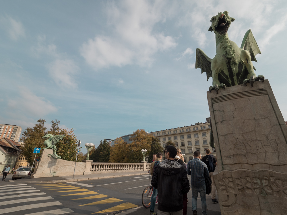 Die Drachenbrücke