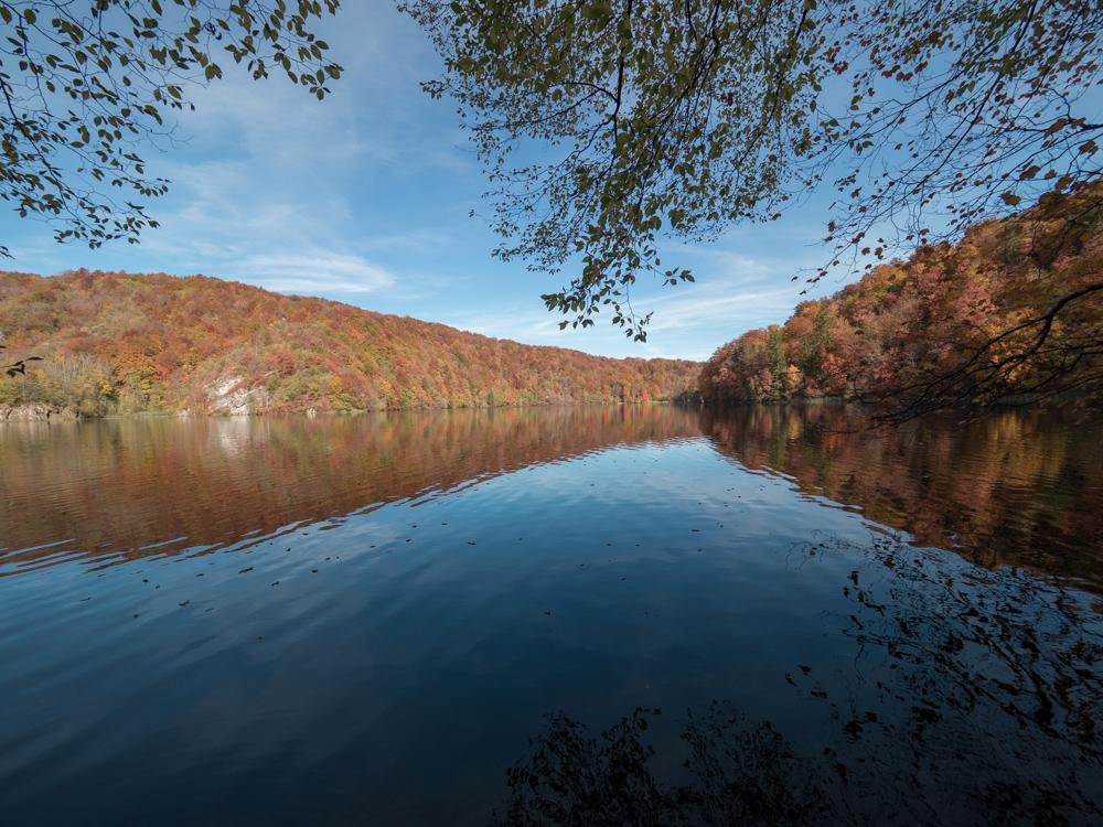 Ausflug zum Plitvicer Seen Nationalpark