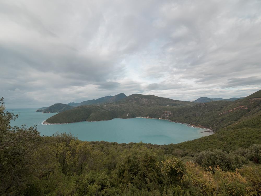 Auch Griechenland hat eine schöne Küste