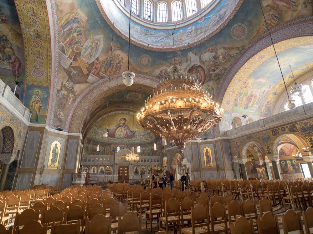 Heiligtum in der Agios Andreas