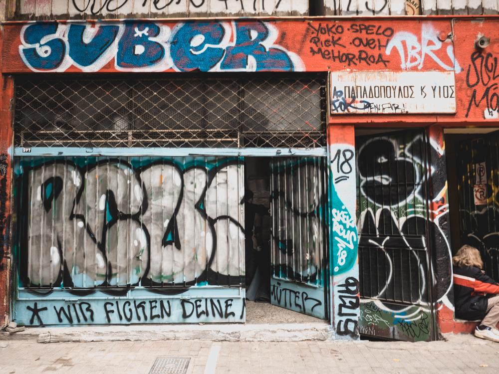 """""""Schönes"""" Grafitti"""