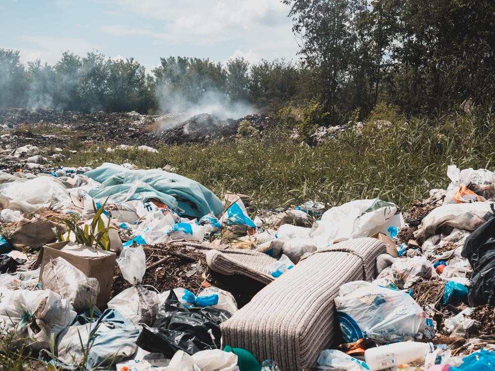 In Serbien wimmelt es wieder von illegalen Mülldeponien