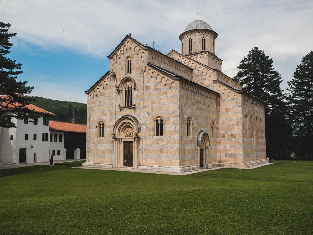 Das Decani Kloster