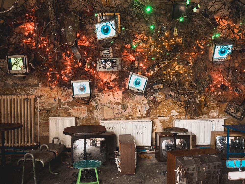 Die Ruin-Pubs. Einzigartig in Budapest