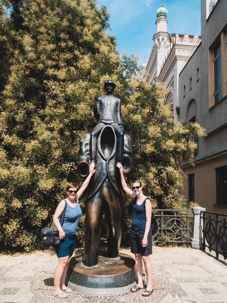 Kafka und wir