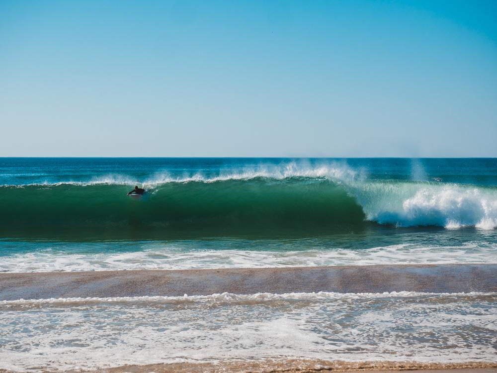 Hier reihen sich die Surferhotpots aneinander